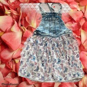 Jordache XL/XG Denim Dress Girls Party Wear